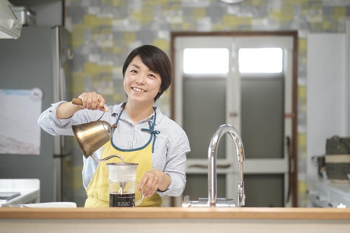 東串良町に住む岡本昌子さん - 『かごしま暮らし』移住で ...