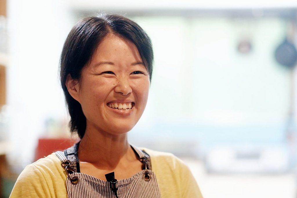 アームシャー理恵さん(33歳)