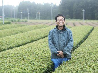 枕崎で、茶農家になり叶えた理想の暮らし