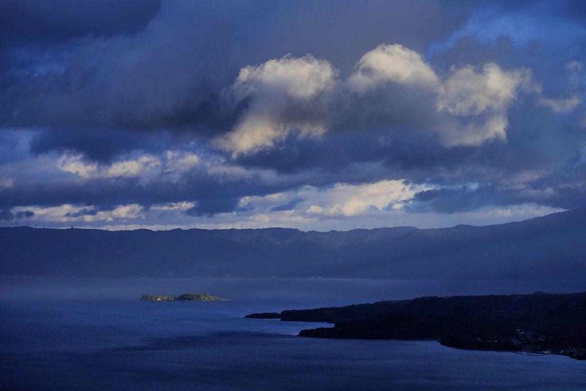 桜島の大噴火で隆起して生まれた新島